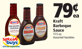 Save A Lot Kraft BBQ Sauce