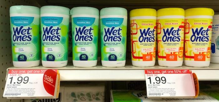 Target-Wet-Ones