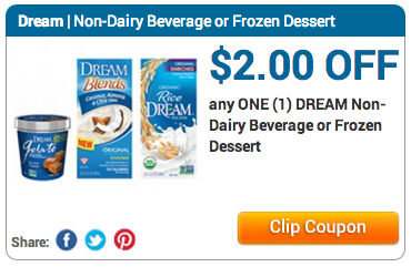 Dream Beverage Coupon