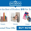 $45 Picaboo Voucher for Only $15!