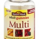 Upcoming CVS Deal: Nature Made Adult Gummies $1.29