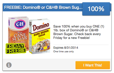 SavingStar-FREE-Domino-CH-Brown-Sugar