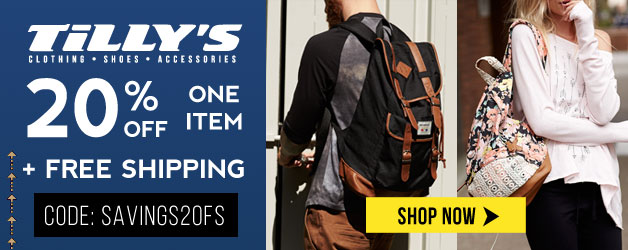 Tilly's coupon code