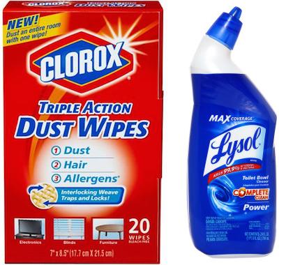 Clorox-Lysol-Deal