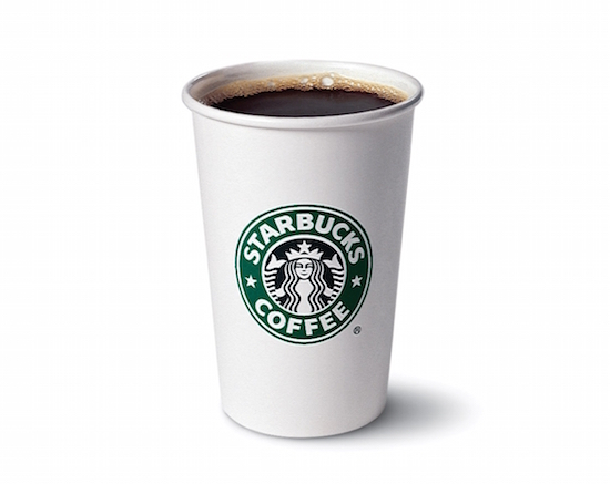 Starbucks Freshly Brewed Coffee Target Cartwheel Offer
