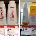 Target: Dove Hair Care Moneymaker, $0.40 Starbucks Refreshers, and More