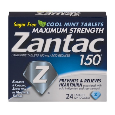 Zantac Cool Mint