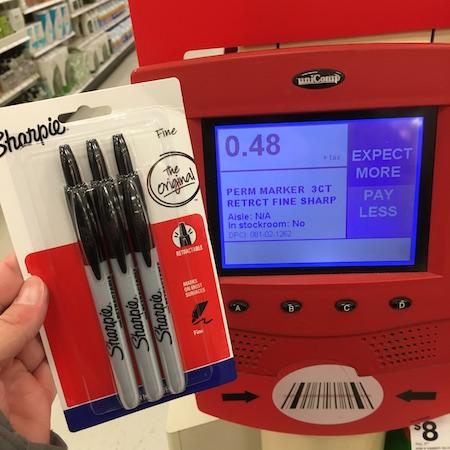 Target-Sharpie-Deal