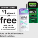 Walgreens Deals: Crest Rinse Moneymaker, FREE Deodorant, and More