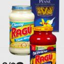 Walgreens: Ragu Pasta Sauce $0.45
